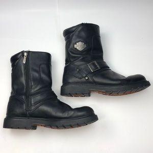 "Size 11 Harley Davidson 8.25"" Booker Boot -SWEET!!"